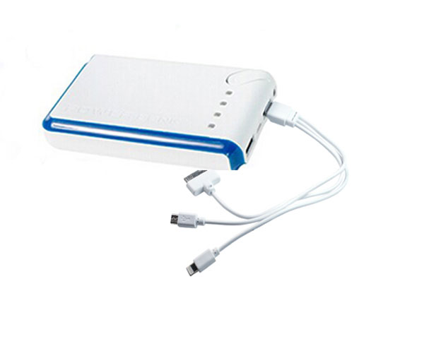 The Cape Cyan Power Bank