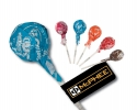 PLK021 Ball lollipop with flag logo