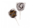 PL 013 Black and White Lollipops