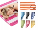 PTS001 Budget Promotional Striped Towels