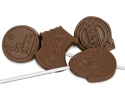 PL 019 Chocolate Lollipops