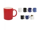 Classic can two tone coffee mugs