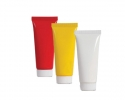 Custom made sunscreen tubes