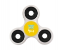 KZ009 Yellow Contrast Fidget Spinner