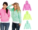 Fluorescent Hooded tops