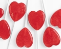 PL020 Heart Shaped lollipops