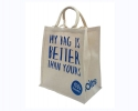 JJT023 Hessian Shopping Bag