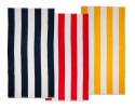 PTS002 Budget Large Striped Towels