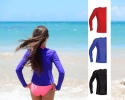 RV 001 Long Sleeve Rash Vests