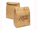 CBL - 001 Brown Lunch Cooler Bags