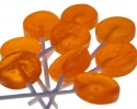 PL027 Orange lollipops