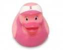 Pink Ribbon Duck