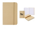 Natural colour note pads