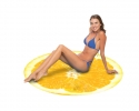 PT - 016 Round Beach Towels