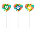 PL 006 Custom Shaped Lollipop