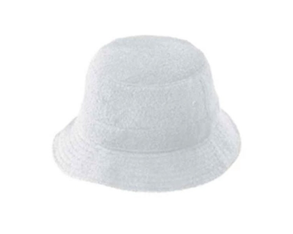 PK 005 terry hats white