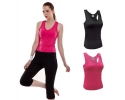 ASR - 023 V Neck Ladies Yoga Singlets