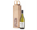 WIN - 009 Promotional Wine Carrier bags